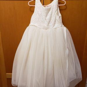 5T flower girl dress
